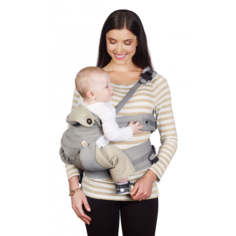 Baby carrier physiological Ergobaby 360 grey