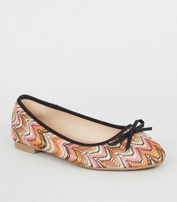 Ladies Tan Slip On Shoes