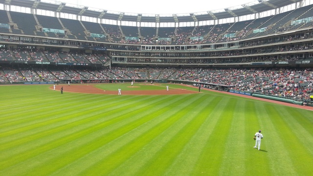 Let's Play Ball…Cleveland Indians Home Opener! | 93 1 WZAK