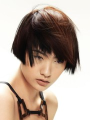 layered bob hairstyles - 30 majestic