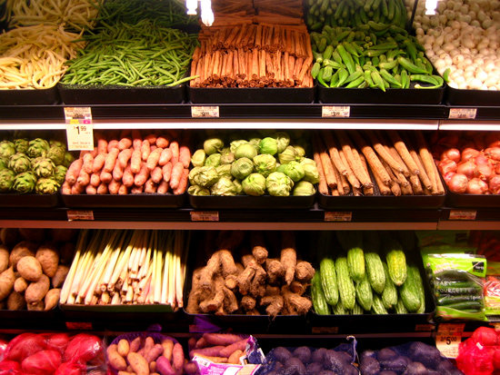 Image result for healthy food shopping