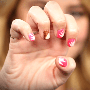 star nail art video