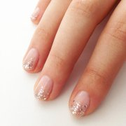 diy wedding nail art manicure