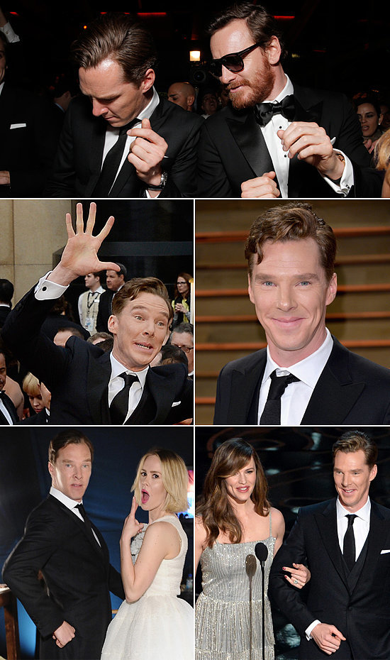 How Benedict Became the Sexiest Man of Award Season