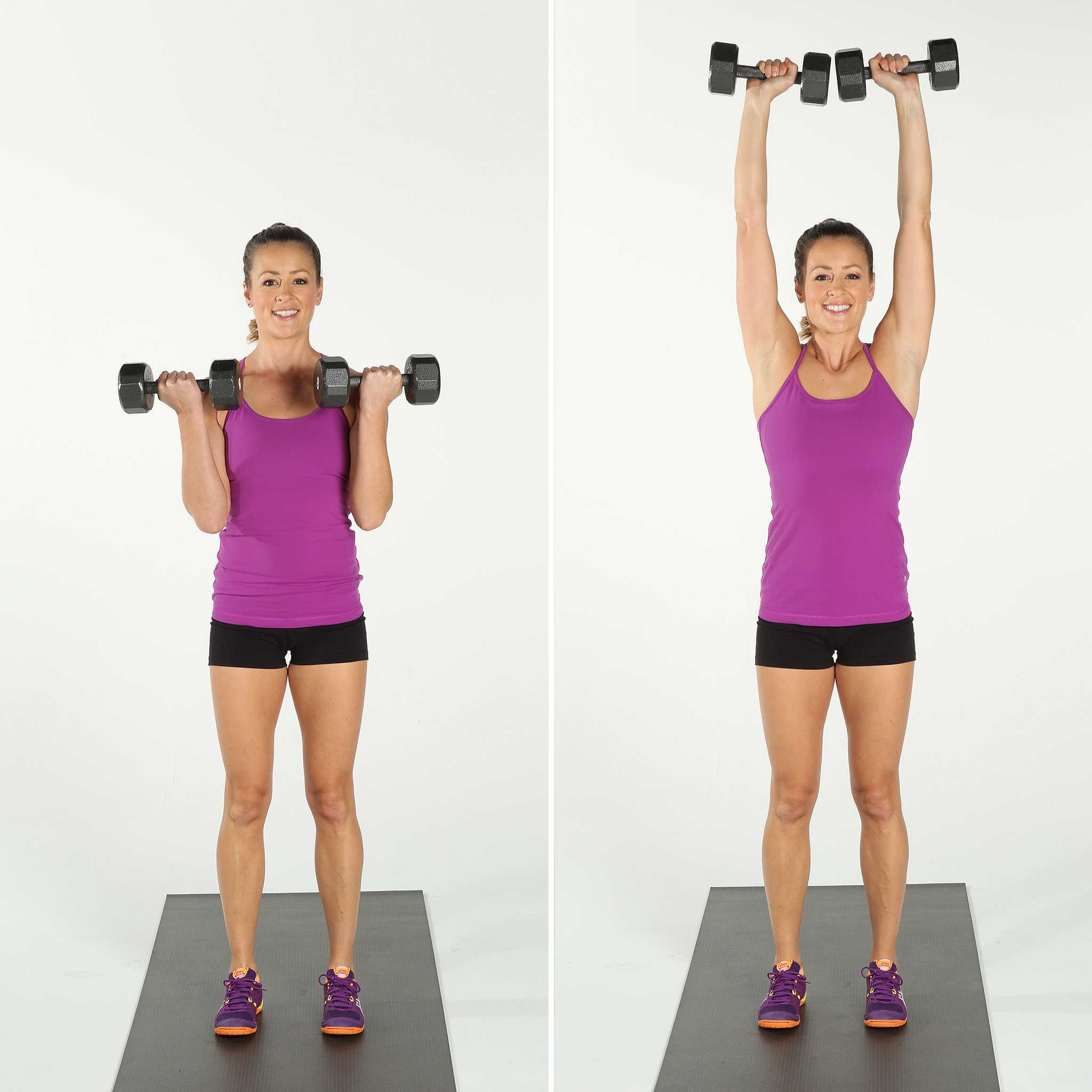 get ripped fast best arm exercises with weights popsugar fitness