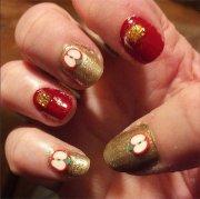 jewish holiday nail art ideas