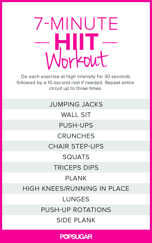 hiit workout print jpeg