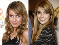 Do You Like Emma Roberts' Hair Wavy or Straight ...