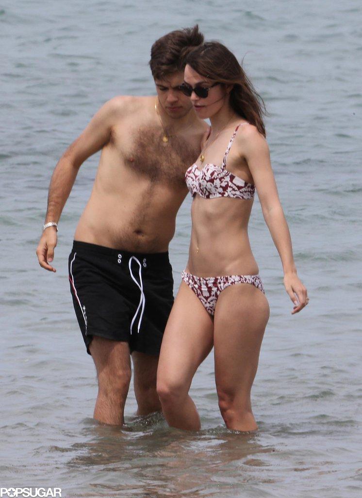 Keira Knightley Honeymoon