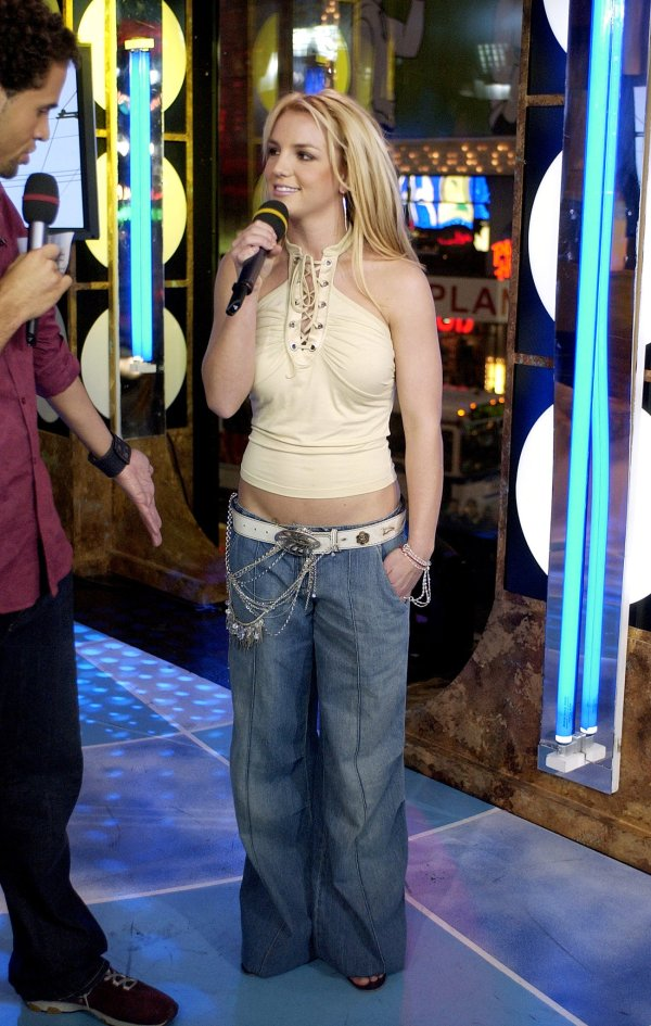 2003 Britney Spears Jeans