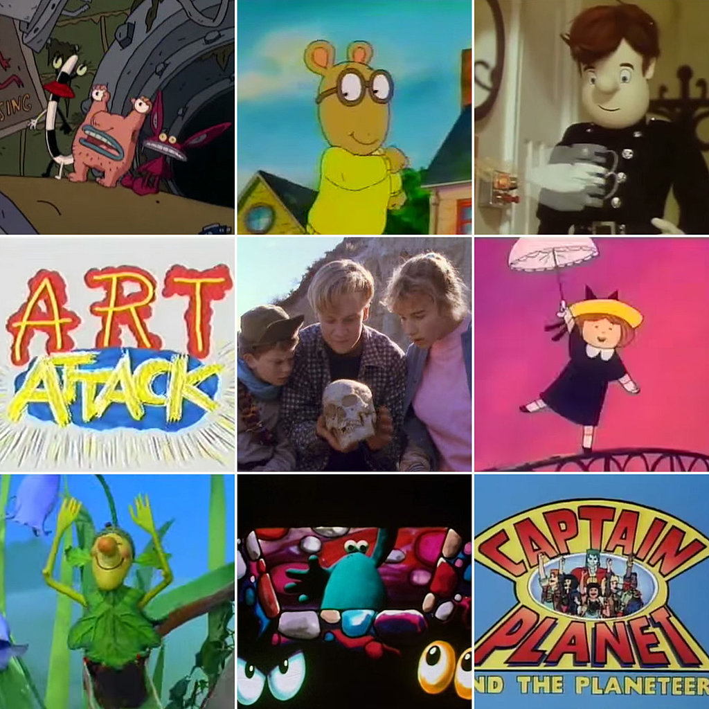Best ABC Kids Shows From The 1990s POPSUGAR Celebrity