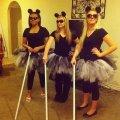 Three blind mice ghouls gone wild 60 creative girlfriend group