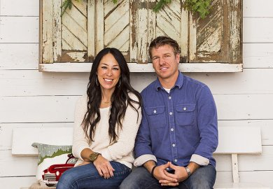 Chip And Joanna Gaines On Waco Tx Popsugar Home