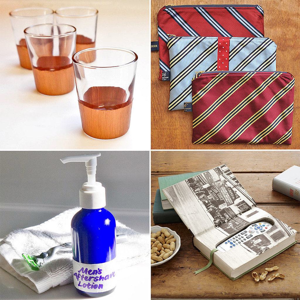 Diy Gifts For Guys Popsugar Smart Living