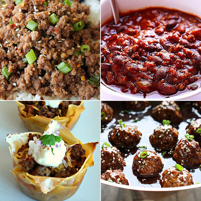 ground beef recipes delicious