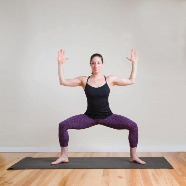 Yoga Poses Butt Popsugar Fitness
