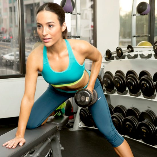 Weight Training For Women Dumbbell Circuit Workout