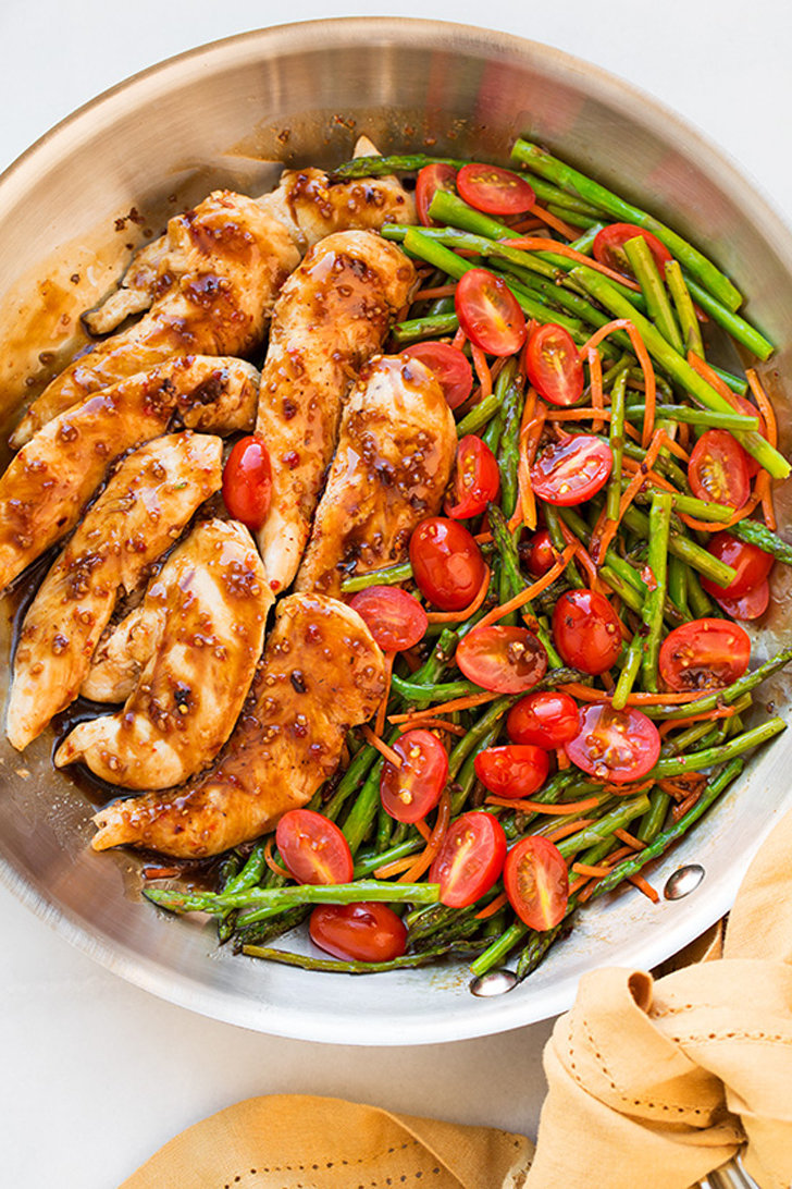 Balsamic Chicken and Veggies | Your Ultimate Guide to Fast ...