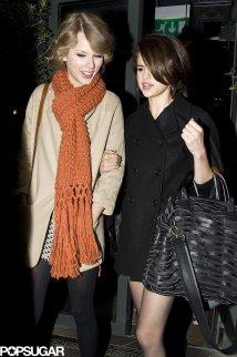 Selena Gave Friendship Sweetest Shout