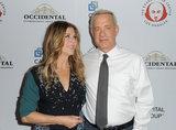 25 anni sposati e Tom Hanks e Rita Wilson sono ancora piccioncini del tappeto rosso
