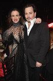 Johnny Depp e Juliette Lewis hanno un malinconico che cosa sta mangiando la Riunione delluva di Gilbert
