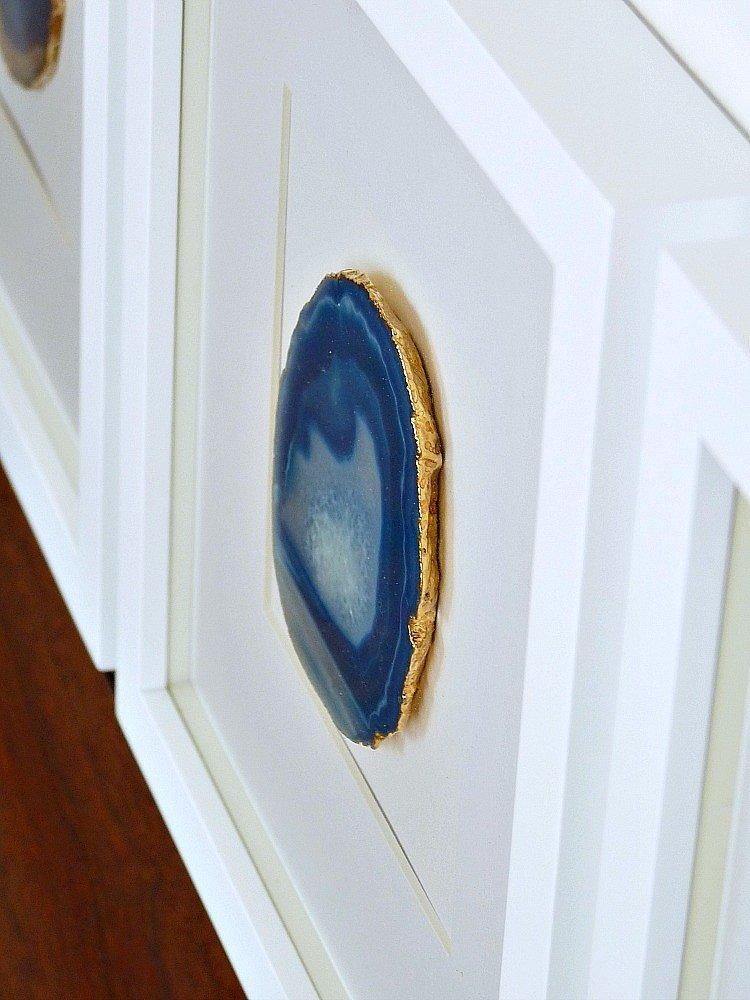 DIY Agate Wall Art  POPSUGAR Home