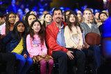Adam Sandler ha avuto le date più sveglie ai premi Choice dei bambini   i suoi derivati, Sadie e soleggiato