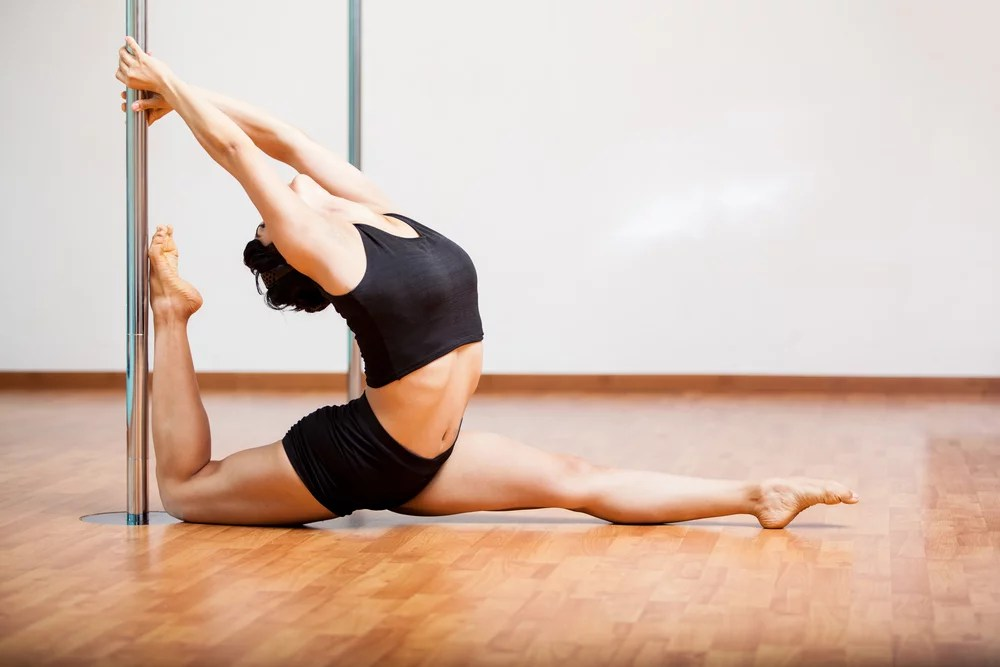 Why Pole Dancing Is a Good Workout | POPSUGAR Fitness