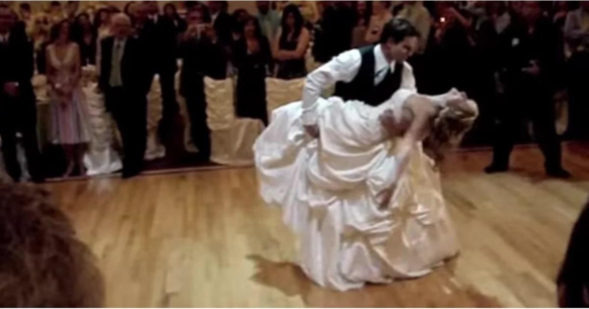Scott McGillivrays Wedding Dance Video  POPSUGAR Home