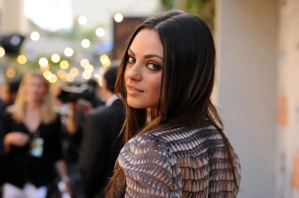 Mila Kunis Admits Driving With Baby Buckled In Seat