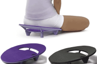 Meditation chair with back support, yoga and meditation ...