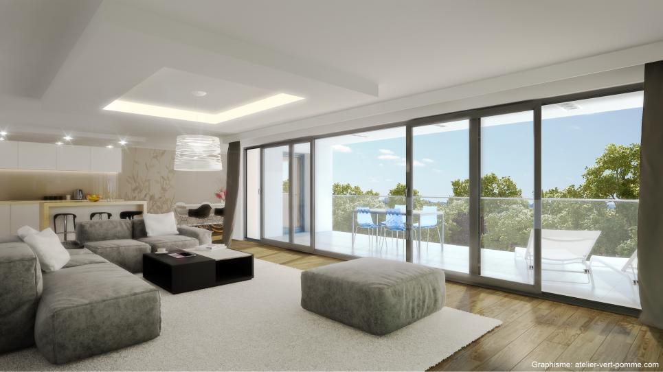 ARIMCO  Appartement 55 pices  Lausanne