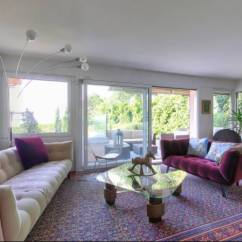 The Living Room With Sky Bar %e3%83%90%e3%82%a4%e3%83%88 Light Blue Furniture Apartment House And Property For Sale In Belmont Sur Lausanne 1092