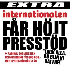 PRESSTÖD-INTIS