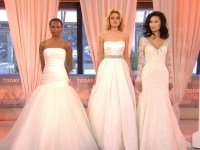 Wedding dresses inspired by Carrie Underwood, J.Lo ...