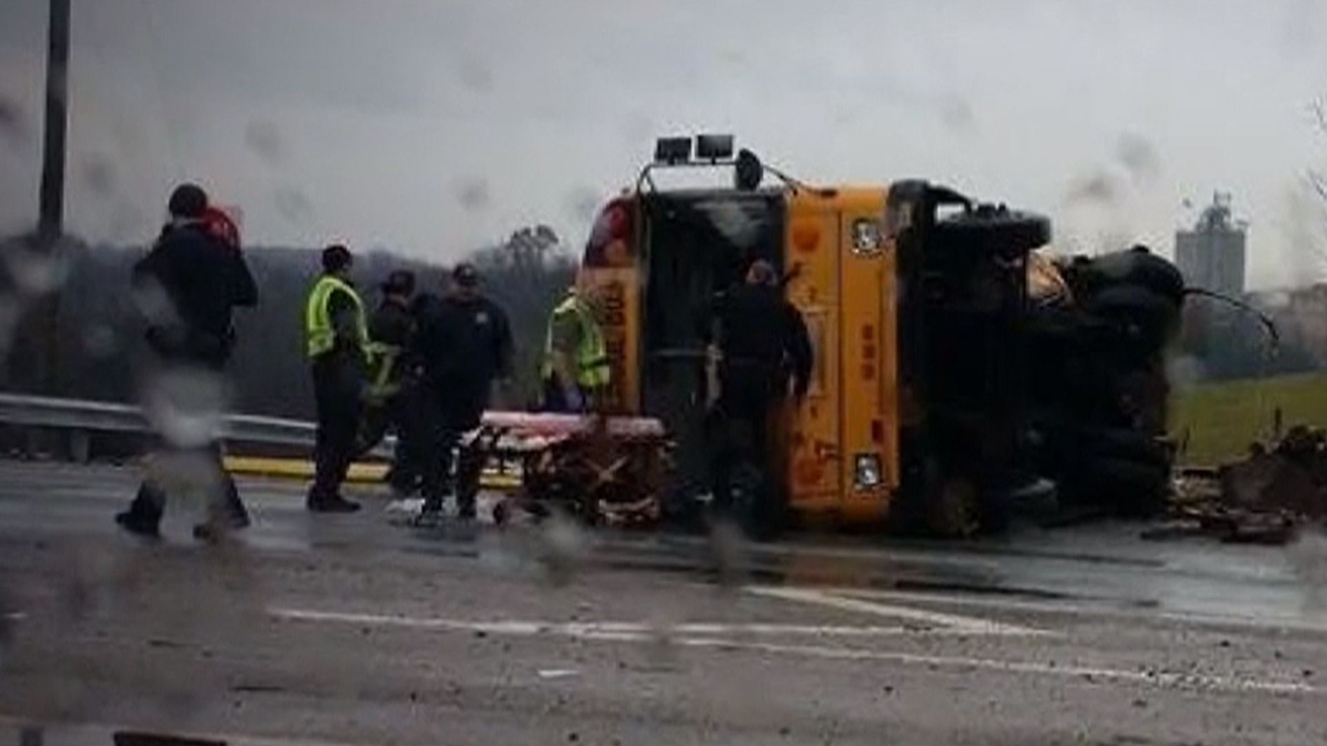 3 dead after school buses collide in Tennessee  TODAYcom
