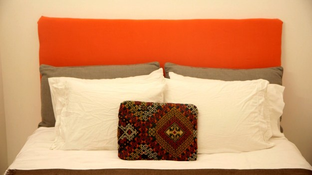 diy: how to make your own headboard - today