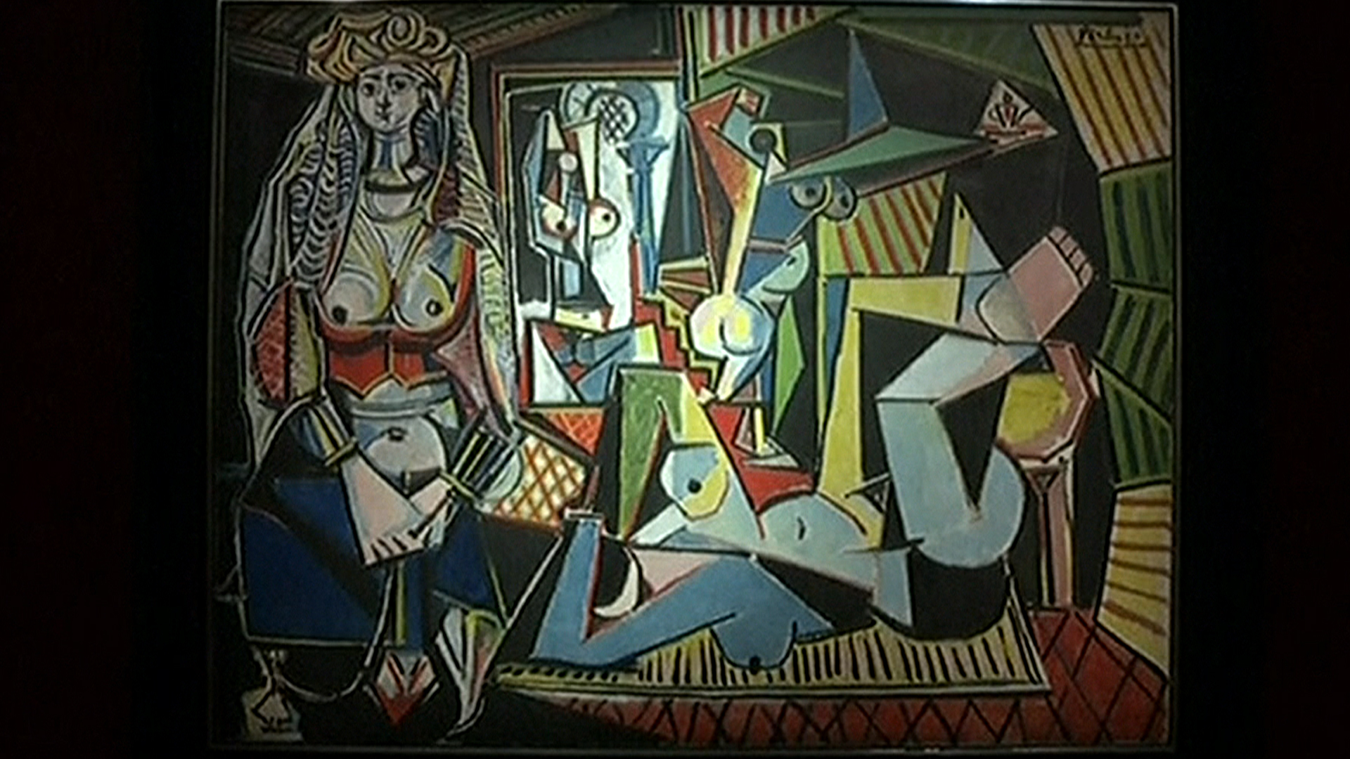 Picasso Masterpiece Women Of Algiers Version O Sells