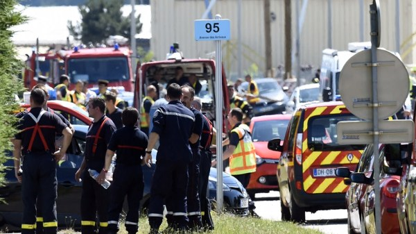 Man Decapitated In Terror Attack France
