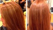 pumpkin spice hair latest