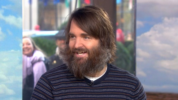 Forte Talks Man And Bacteria In Epic Beard