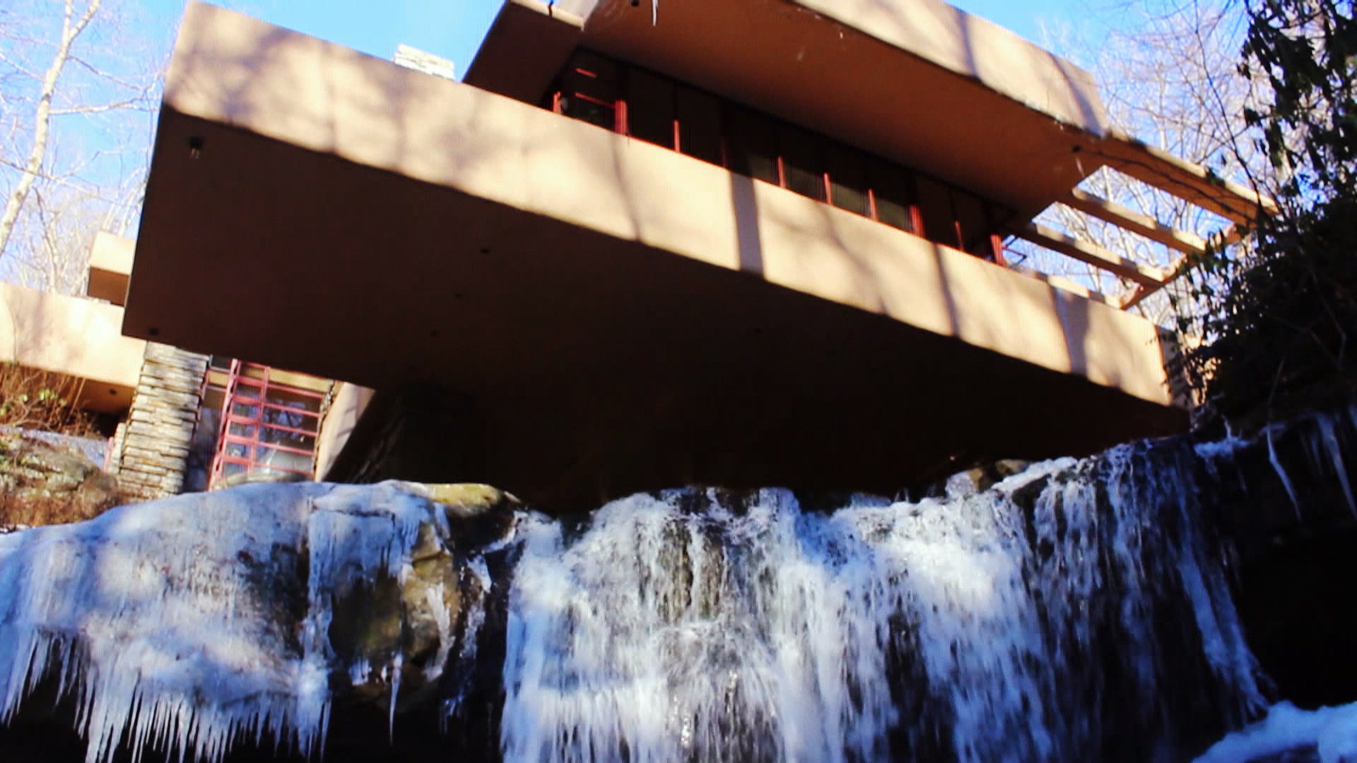 Frank Lloyd Wright Falling Water Wallpaper See Hidden Secrets Of Frank Lloyd Wright S Famed