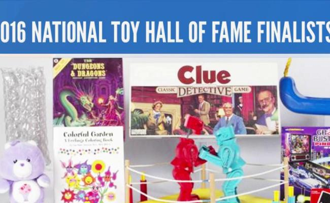 Toy Hall Of Fame Finalists Announced Including Bubble