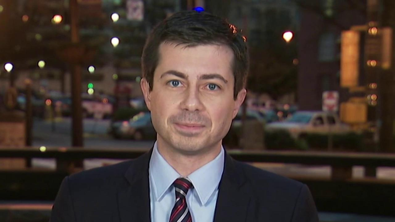 Mayor Pete Buttigieg candidate for DNC chair hopes vote