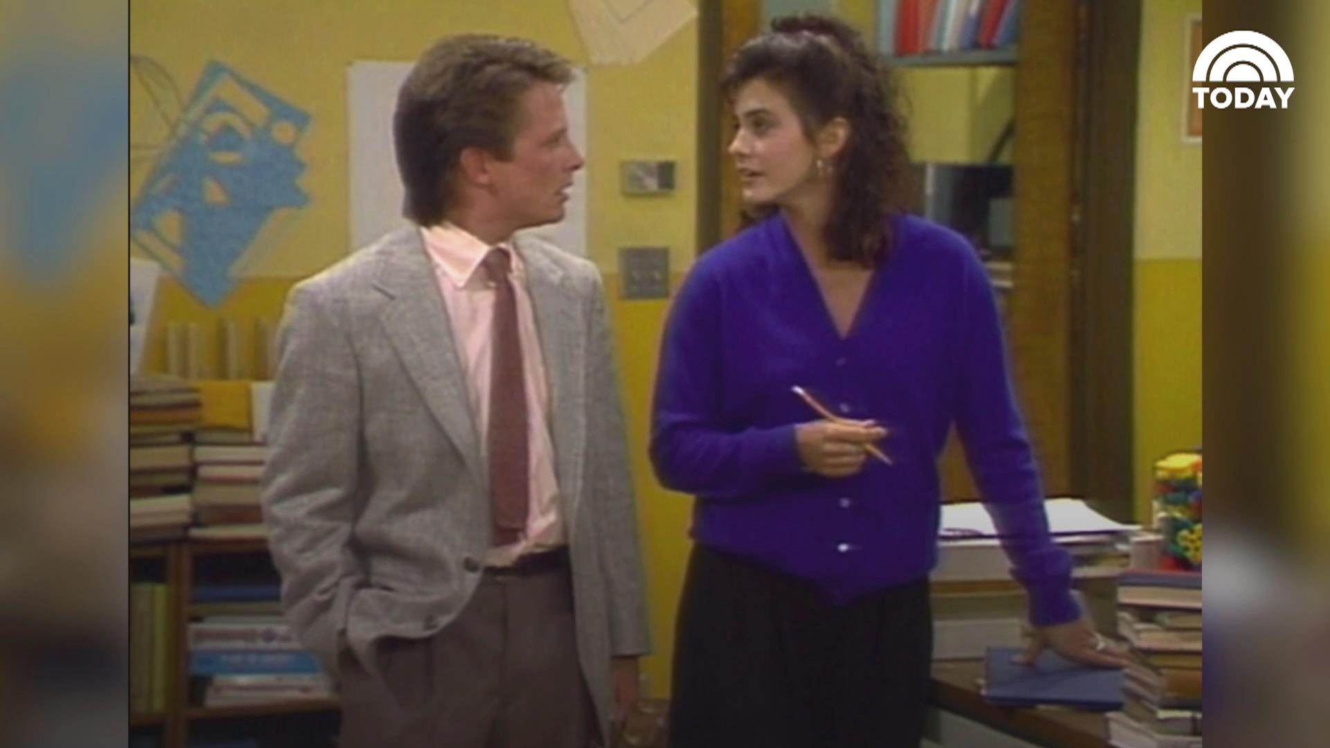 9 celebrities who appeared on Family Ties  TODAYcom