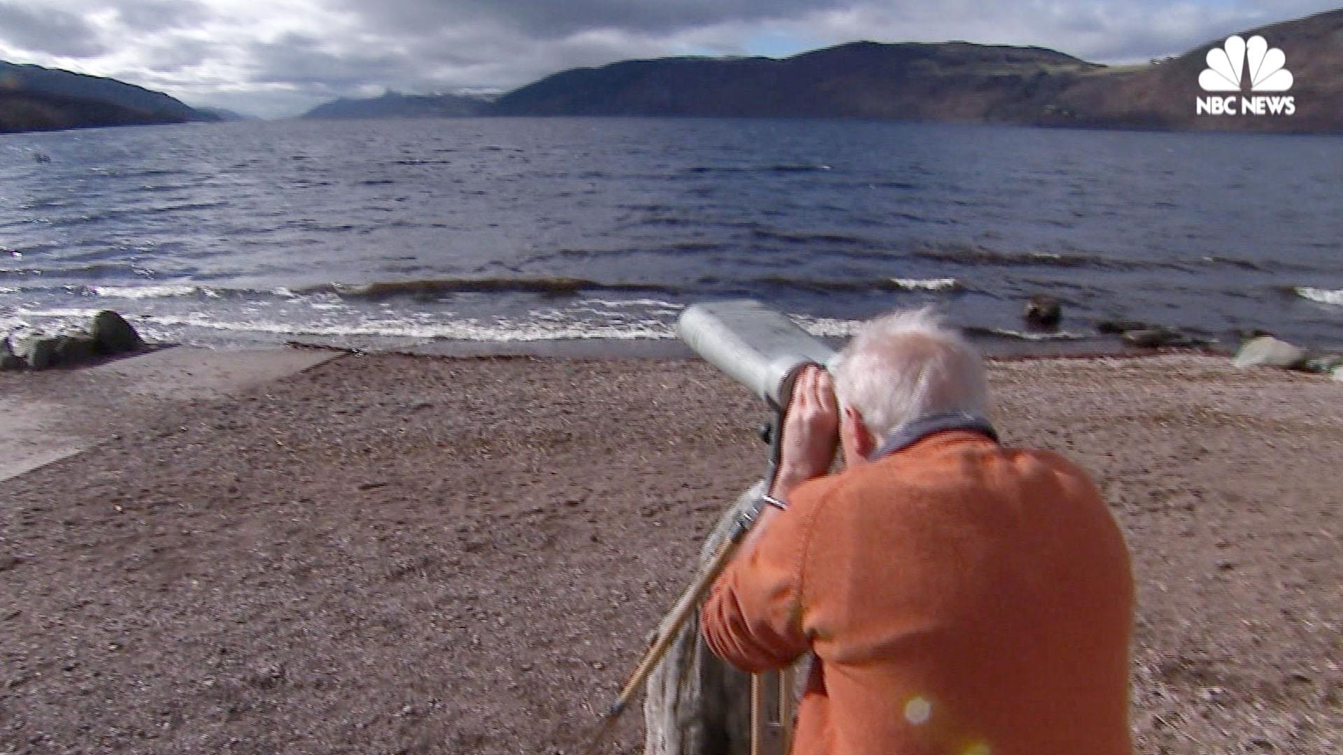The World S Greatest Mystery Hunting The Loch Ness
