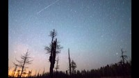 Annual Lyrid Meteor Shower Lights Up Night Sky - NBC News