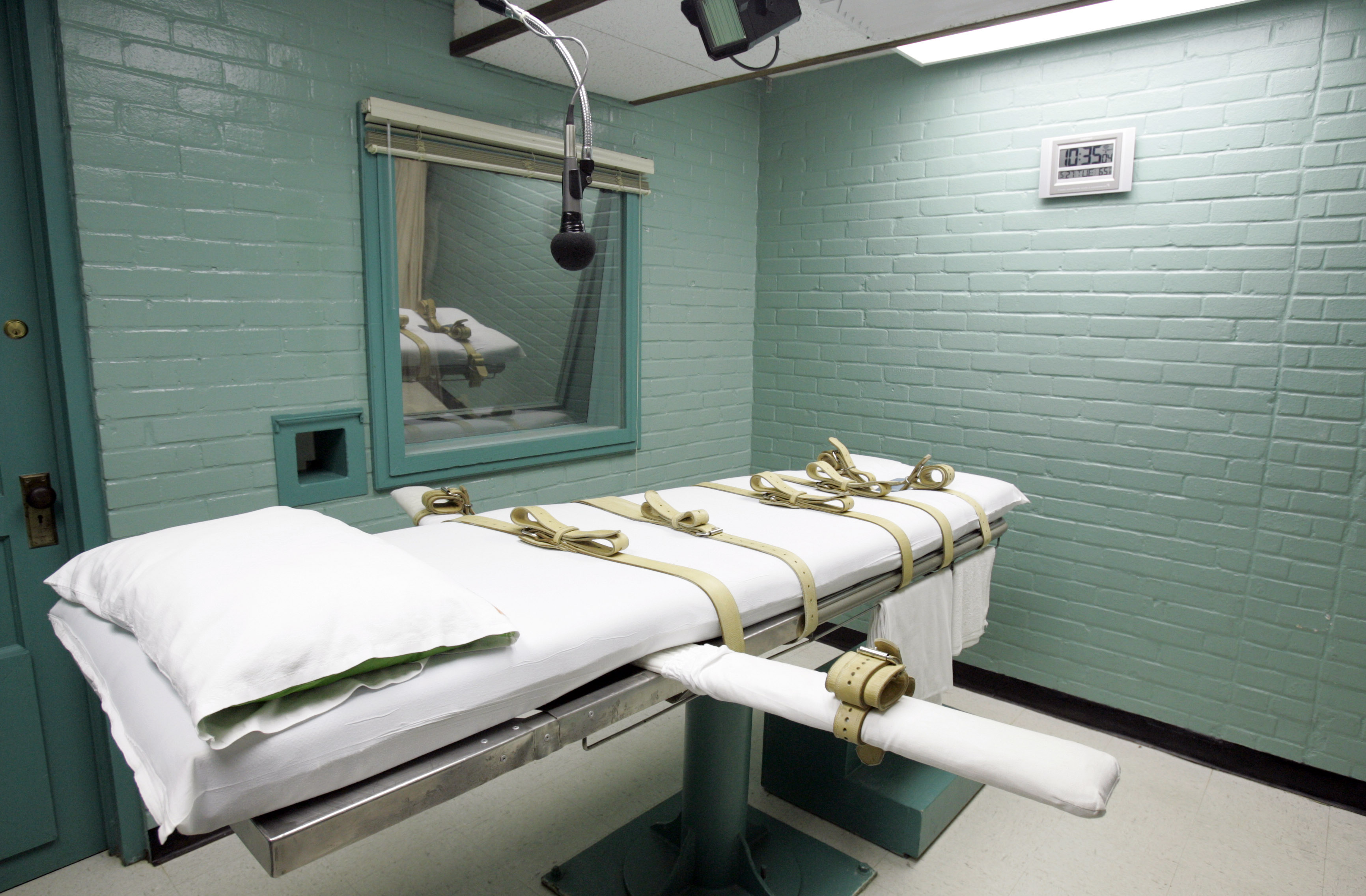 americans back death penalty