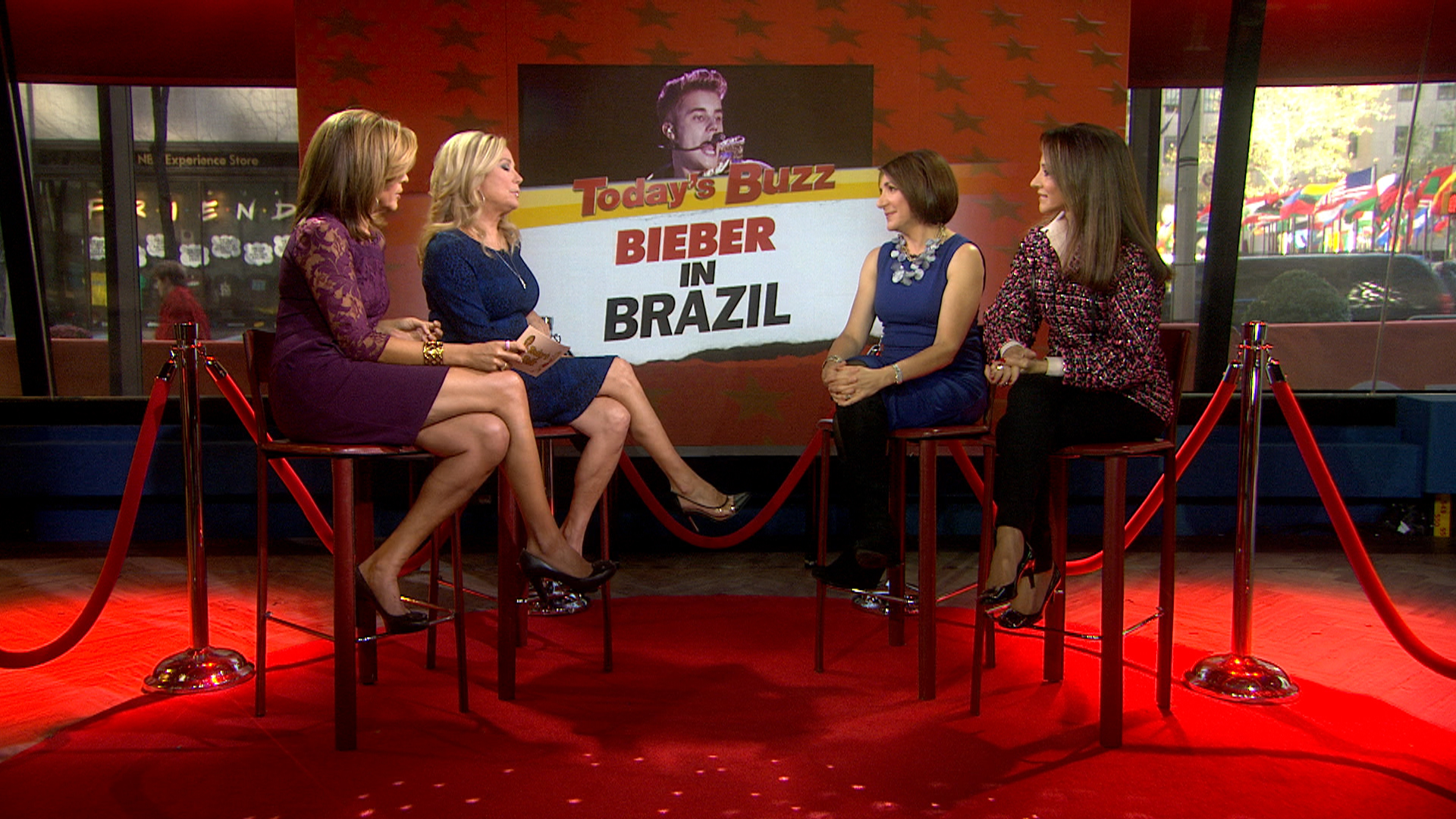Bieber identified sneaking out of Brazilian brothel  TODAYcom