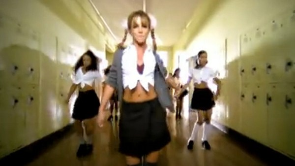 Britney Spears Baby Time Turns 16